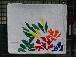 Acanthes 1954 - d'après Henri Matisse